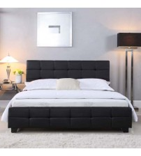 Bravo Bed with Latex Eurotop Mattress
