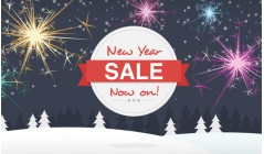 New Year's Sale!!!!