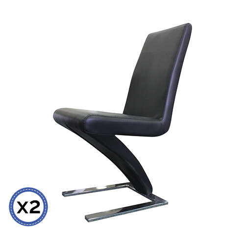 Z Bonded Leather Dining Chairs