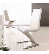 Z Dining Table with 4 Chairs