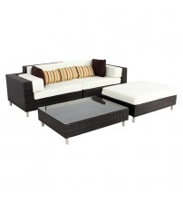 4 Pcs Sofa Set