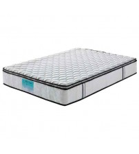 Pillow Top Pocket Spring Mattress with Natural Latex