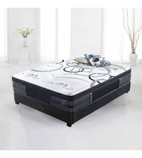Cloud Collection Memory Gel Pocket Spring Mattress