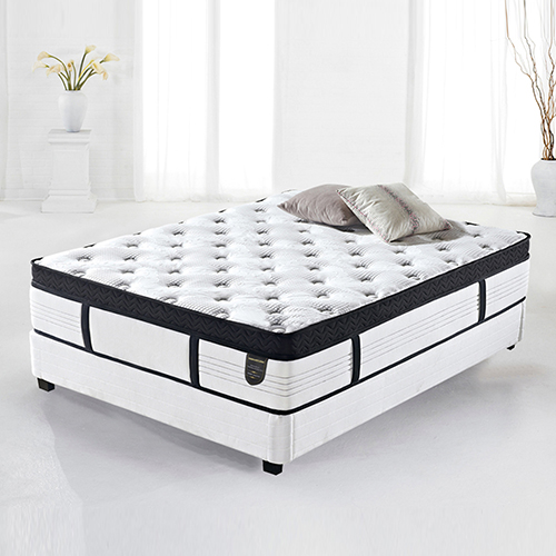 Cloud Collection ZONE Pocket Spring Double Mattress