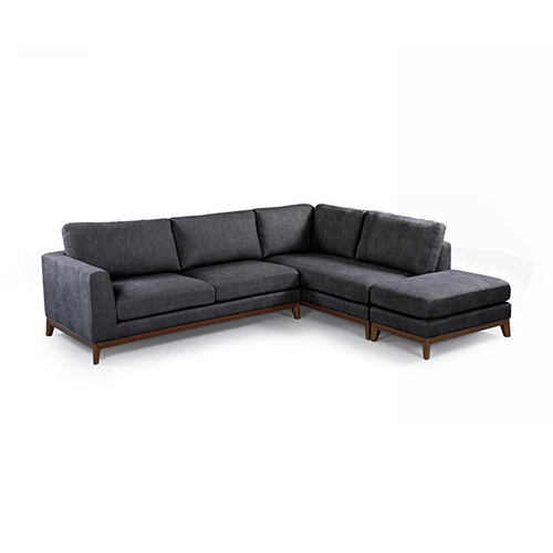 Hampton Corner 3 Seater Sofa with Chair & Ottoman