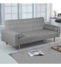 Modern Marcella Sofa Bed 3 Seater Grey