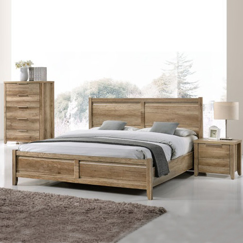 Bravo pu leather bed melbournians furniture for Bedroom suite furniture
