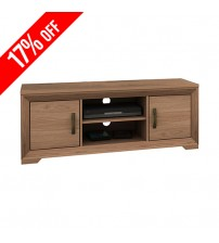 Mariza Saxon Oak TV Cabinet