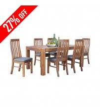 Matrix Dining Table With 6X Chair