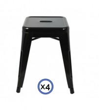 Replica Metal Steel Tolix Bar Stool