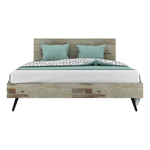 Altona Acacia Wood 4 pcs Queen Bedroom Suite