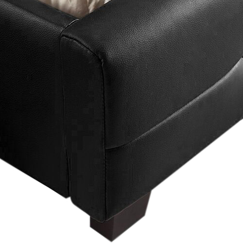 Buy Bravo Leatherette Bed Online In Melbourne Australia