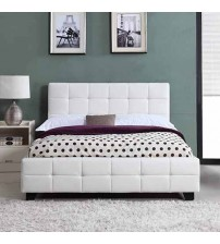 Bravo Bed with Memory Pillowtop Mattress