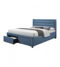 Eleanor Light Blue Queen Bed