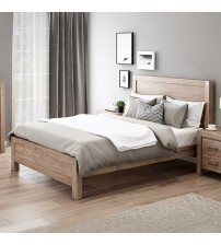 Nowra Bed with Strong Legs