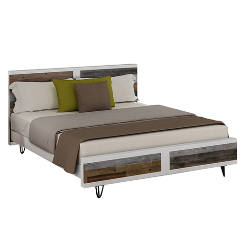 Shelby MDF Queen Bed Frame