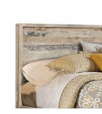 Wood Nature Colour Bed Frame