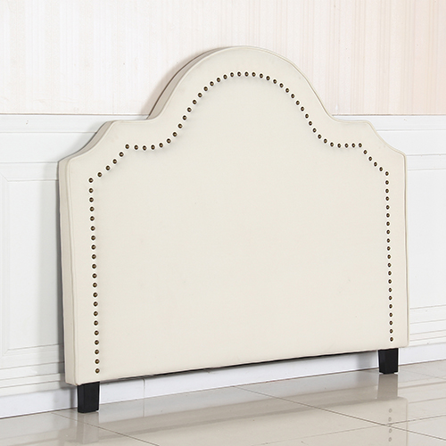 Anne Queen Headboard with Nail Button Trim