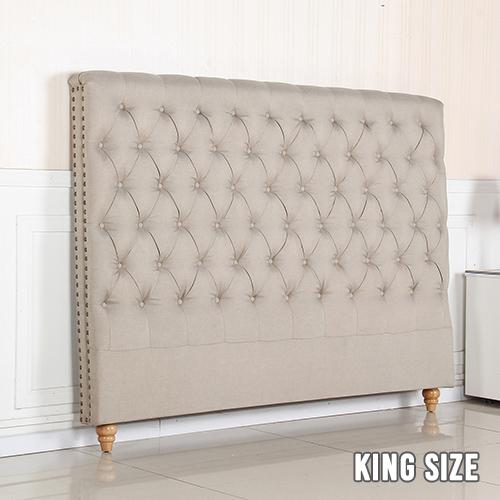 Buy Sean Fabric Bed Headboard Online In Melbourne Australia