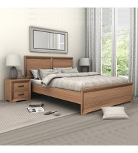Mariza 3 Pieces Saxon Oak Queen Bedroom Suite