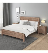 Nowra Bedroom Suite 3 pcs in Multiple Size & Colour