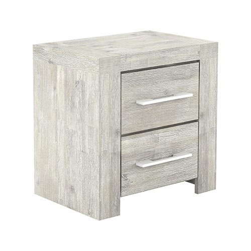 Arya Ash Ceram Bedside Table
