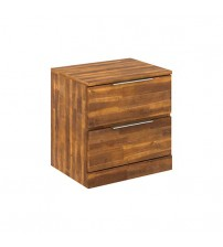 Austin Almond Colour Bedside Table