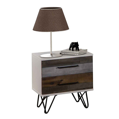 Shelby MDF Bedside Table