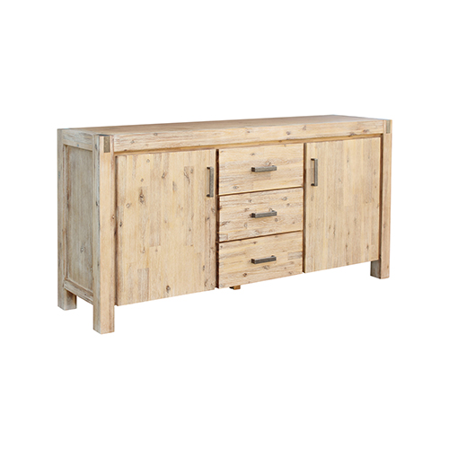 Kitchen Furniture Australia: Buy Nowra Oak Colour Buffet Online In Melbourne, Australia