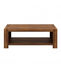 Arron Java Rustic Coffee Table