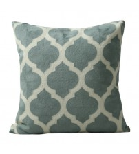 Stylish Embroidery Fabric Cushion