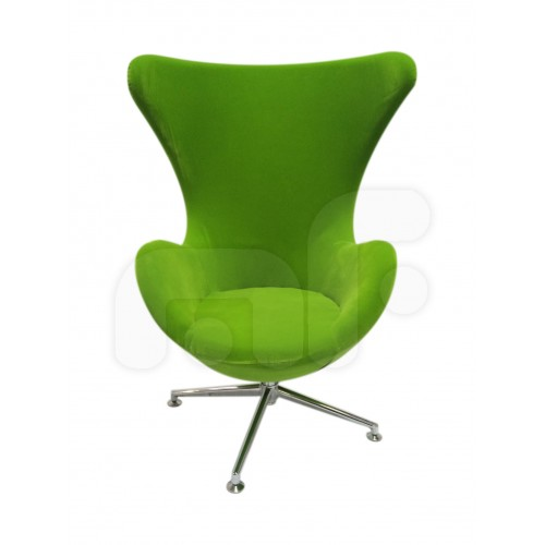 Apple Designer Egg Chair Cashmere Fabric
