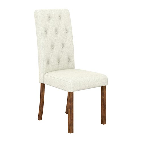 Dining Chairs Online: Buy Aston Caramel Colour Dining Table With 6X Chair Online