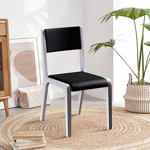 Baily 2X Steel Inner Frame Dining Chairs