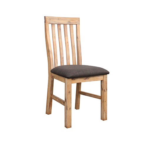 Pleasing Nowra Oak 2X Dining Chairs Gmtry Best Dining Table And Chair Ideas Images Gmtryco