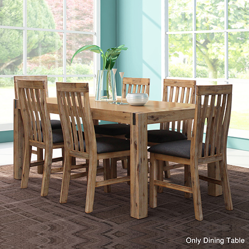 Nowra Oak Colour Dining Table