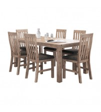 Nowra Dining Table With 6X Chair