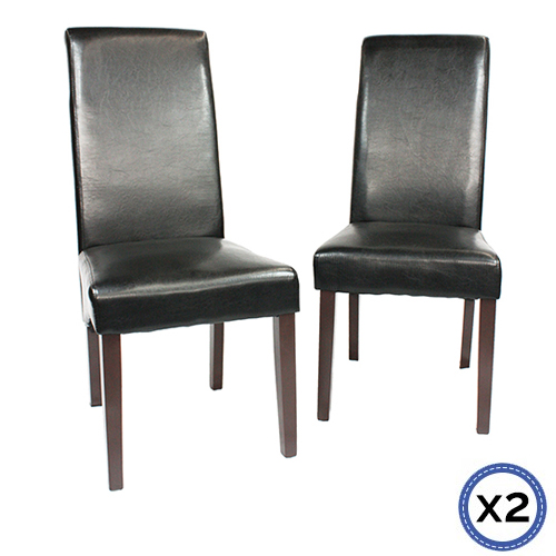 Swiss Wooden Dining Chairs