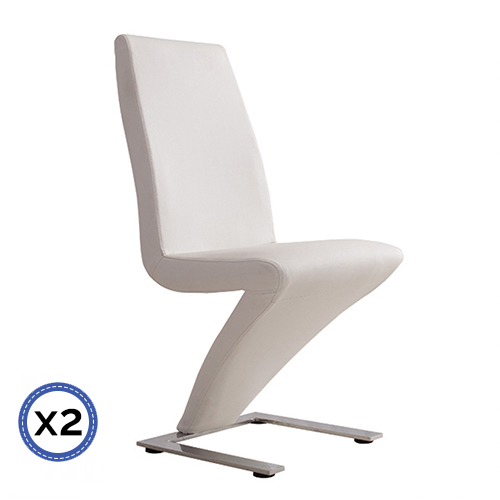 Buy Z Bonded Leather Dining Chairs Online In Melbourne