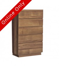 Florence wooden tallboy