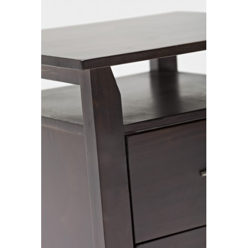 Nadia 4 Drawer Wooden Tallboy