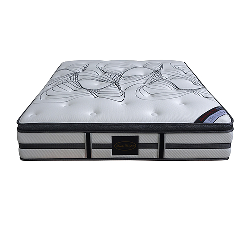 Knitted Fabric Pocket Spring Bliss Queen Mattress