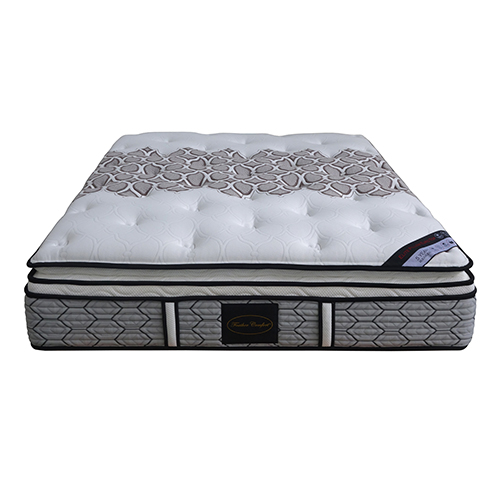 Latex Individual Pocket Spring Elite Queen Mattress