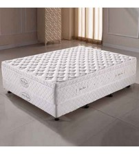 Luxury Pocket Spring King Mattress with Natural Latex