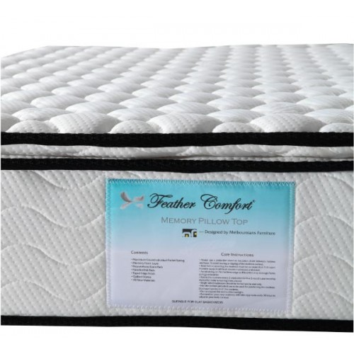 Buy Memory Pillowtop Pocket Spring Mattress Online In