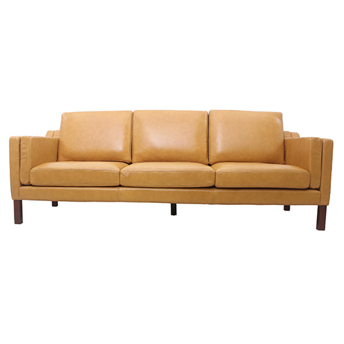 Retro Design Tan Borge Mogensen Sofa