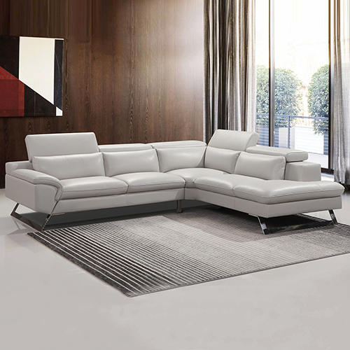 Marina Cream Colour Corner Sofa