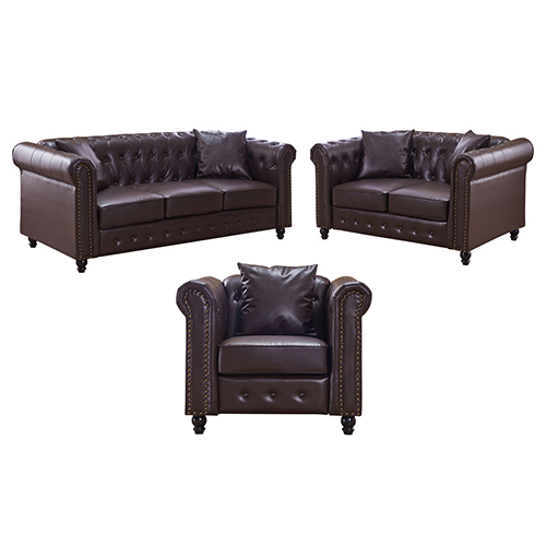 3+2+1 Seater Multiple Colour Sofa Xavier