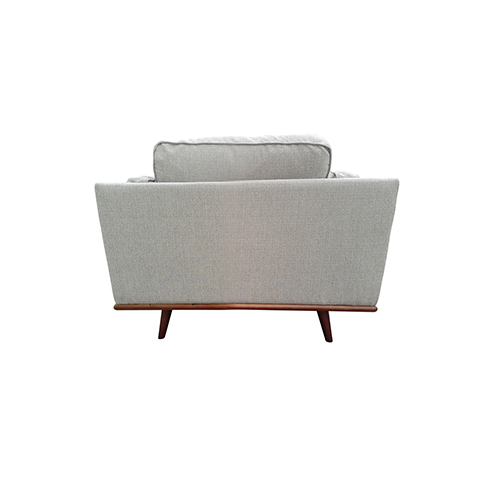 York Sofa 1 Seater Beige