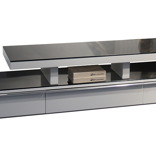 Buy Rendo Tempered Glass Top Tv Unit Online In Melbourne